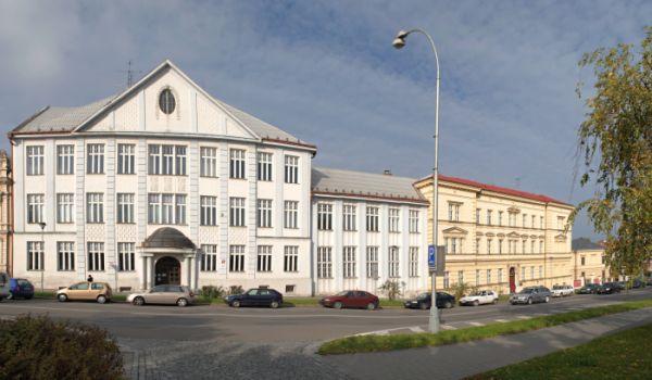 Budova Kroměříž