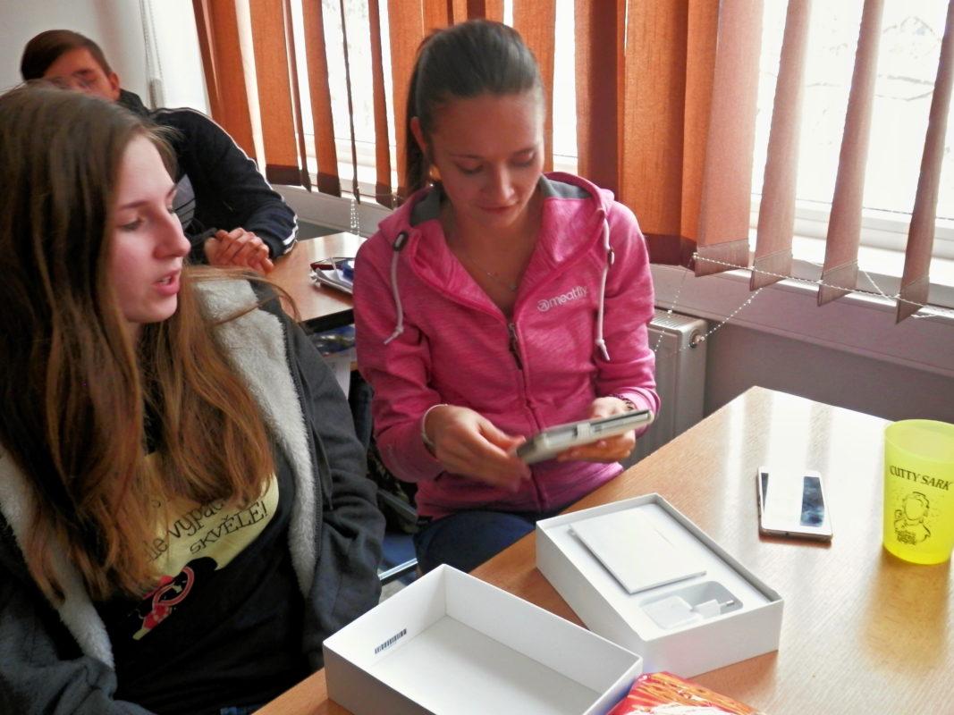 iPady - studentské firmy