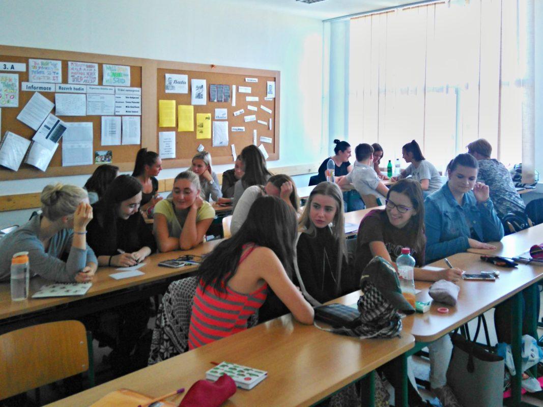 Zahájení denního studia ve šk. roce 2020-21