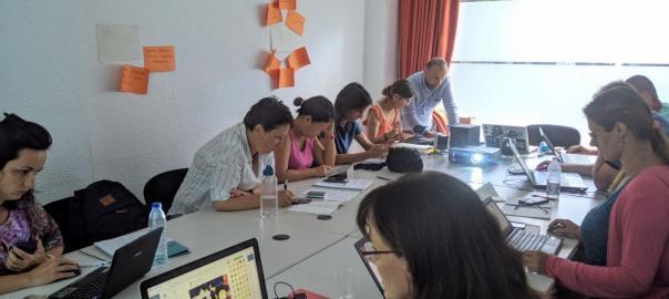 Seznamovací stránky ve španělském jazyce