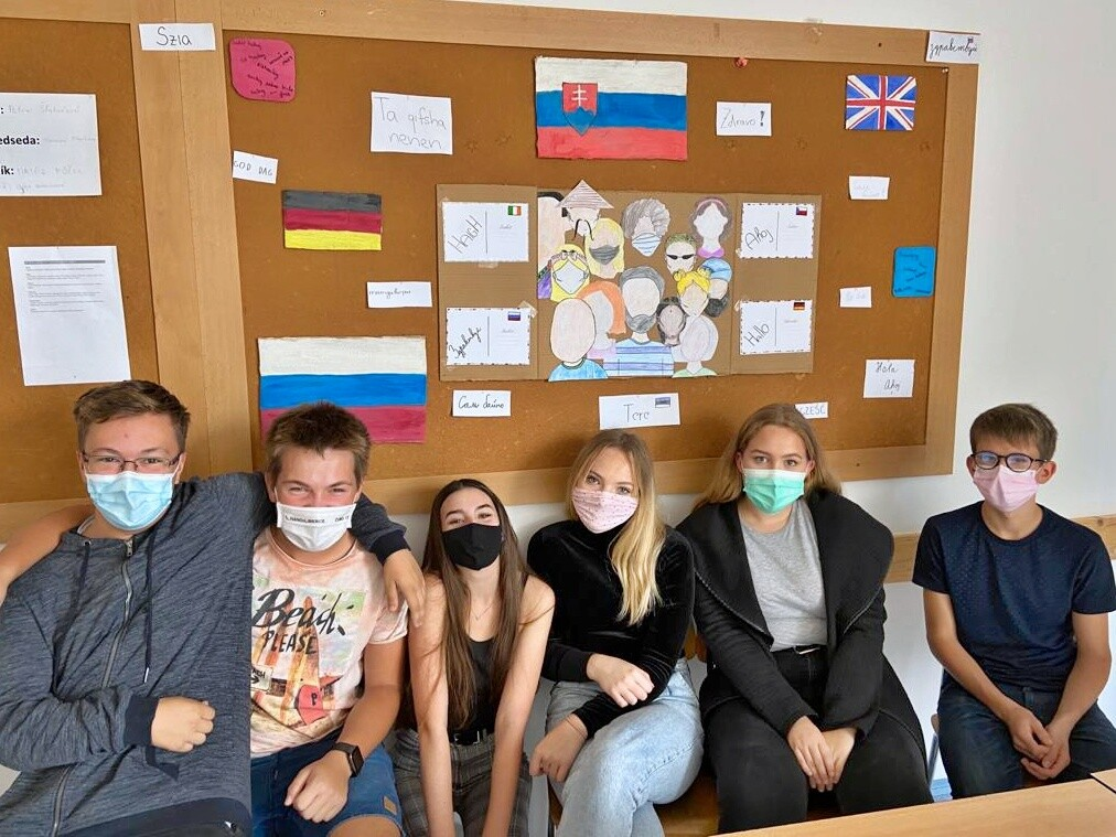 Evropský den jazyků  – The European Day of Languages