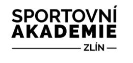 logo sportovni akademie