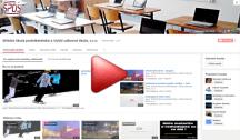 Video kanál školy